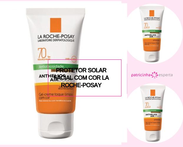 Protetor Solar Facial com Cor La Roche Posay - Melhor Protetor Solar Para o Rosto: Marcas, Diferenças, Preços