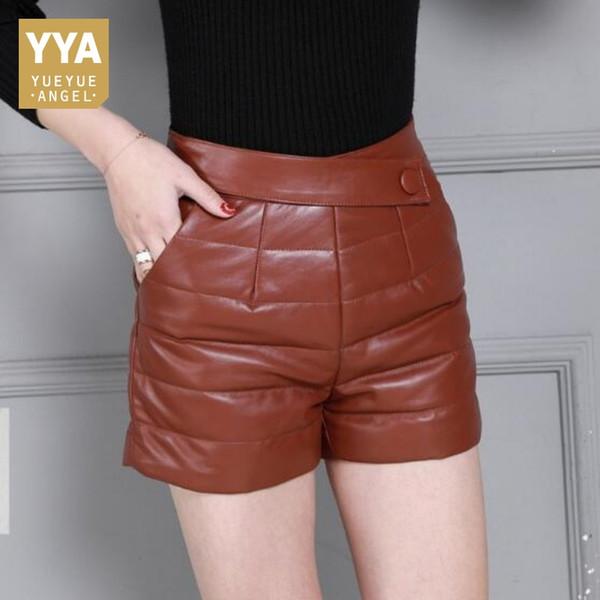 shorts de couro - Shorts do Verão 2019: Tendências, Looks Para Copiar