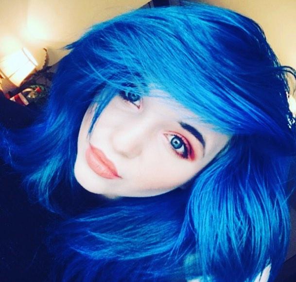 56692410 316007905761648 1725369978482514176 n - Cabelo Azul: Como Pintar Em Casa, Fotos Inspirações, Como Cuidar