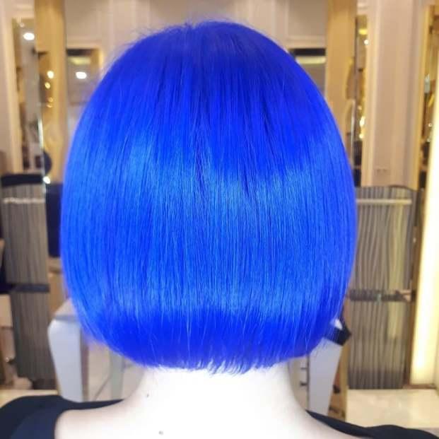 56811553 1030582920469764 4479905614923026819 n 621x621 - Cabelo Azul: Como Pintar Em Casa, Fotos Inspirações, Como Cuidar