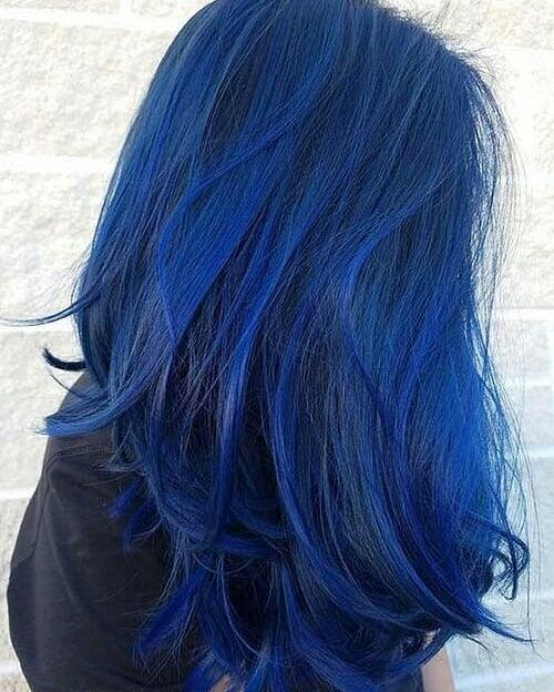 57294342 469604490532432 4597643242209725547 n - Cabelo Azul: Como Pintar Em Casa, Fotos Inspirações, Como Cuidar