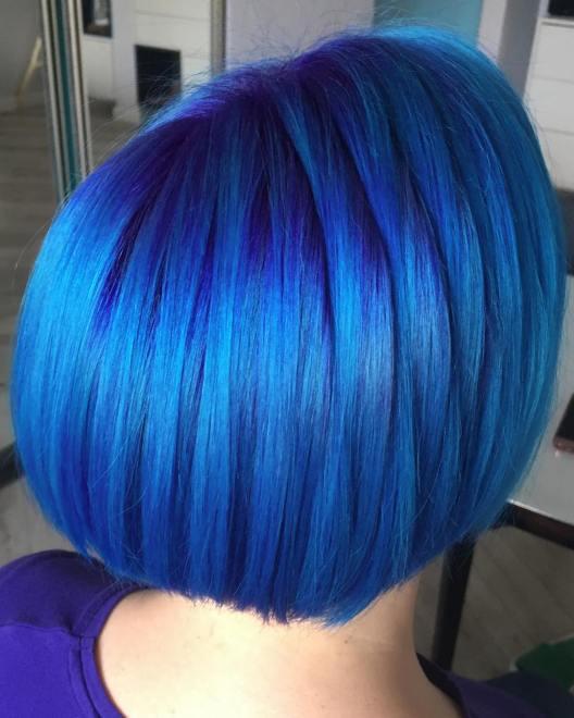 57909301 1425323434276207 5704630527308700798 n 528x660 - Cabelo Azul: Como Pintar Em Casa, Fotos Inspirações, Como Cuidar