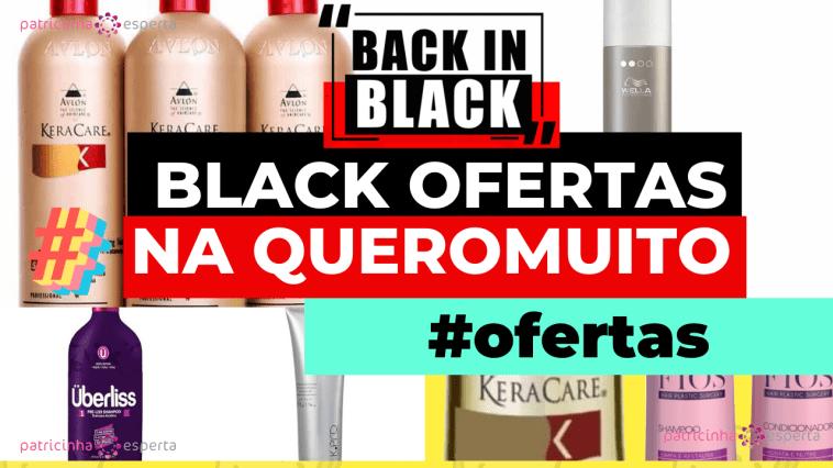 Como Escolher o Shampoo Certo1 2 - Começou a Black Ofertas na QueroMuito - até 60%OFF