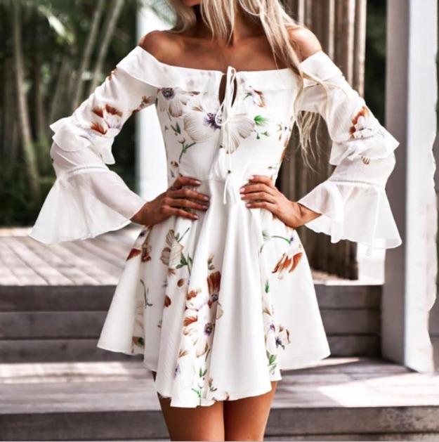 floreal - Vestidos Estampados 2020: 70 Looks Inspirações, Trends