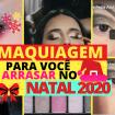Como Escolher o Shampoo Certo 10 - Maquiagem Para o Natal 2020 ✅ Tutoriais, Dicas Especiais