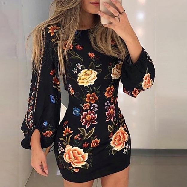 s - Vestidos Estampados 2020: 70 Looks Inspirações, Trends