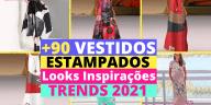 Como Escolher o Shampoo Certo 4 - Vestidos Estampados 2021: 90 Looks Inspirações, Trends