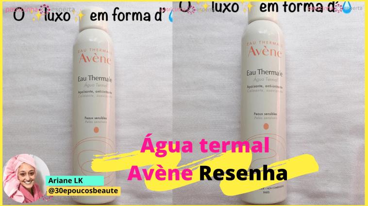 Como Escolher o Shampoo Certo1 6 - Água Termal Avène Resenha