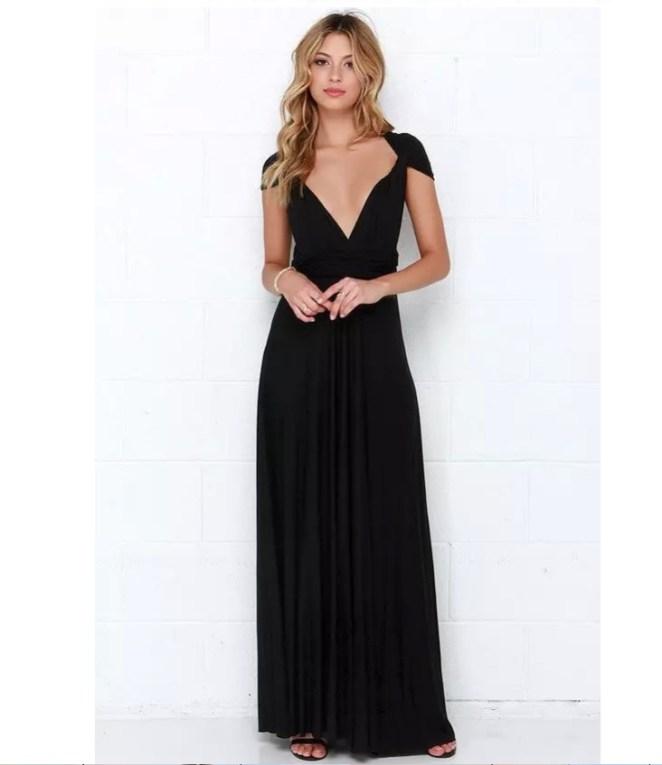 HTB1QaQXJ6DpK1RjSZFrq6y78VXaa - Vestidos Que Emagrecem ✅ Melhores Modelos, Looks Inspirações