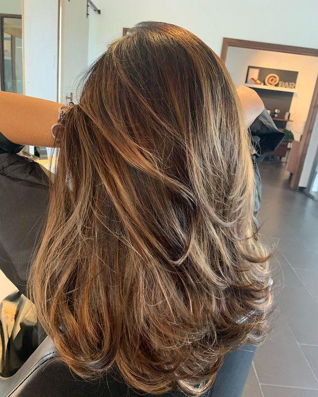 Photo by HairbySuana in Hairstudio32 Noord. 1 - Cortes de Cabelo 2021 – Principais Tendências