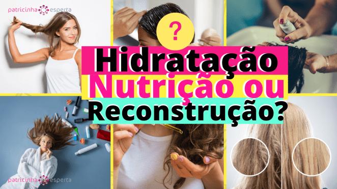 Como Escolher o Shampoo Certo2 - Hidratação, Nutrição ou Reconstrução?