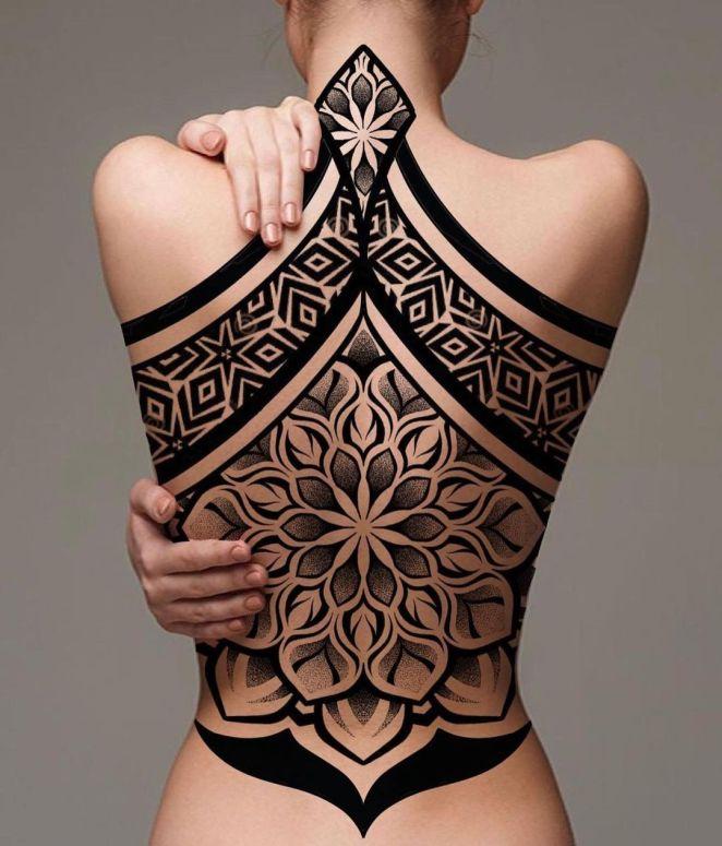 eternity tattoo 243626094 259808292718239 2560216927521657477 n - Tatuagens Femininas: Tendências, Estilos Para Copiar