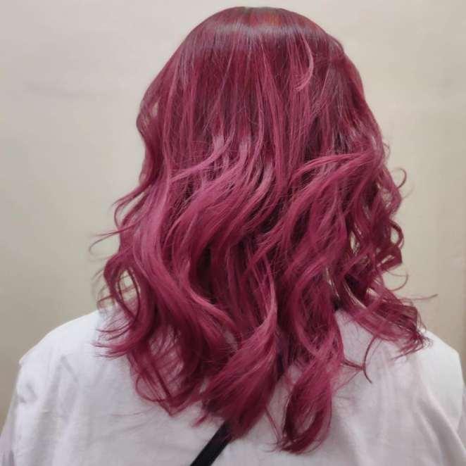 ione hairstylist 72299815 2726398917587276 8159407365823531566 n - Cortes para cabelos finos e ralos: fotos, tendências