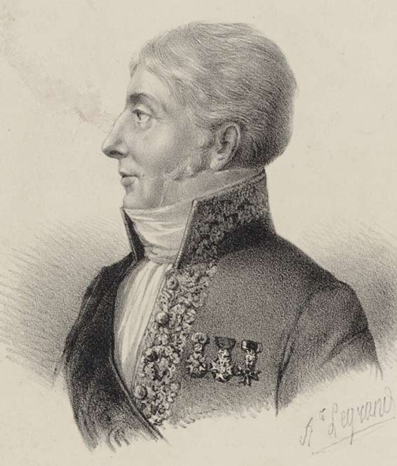 Jean-François Lesueur [también Le Sueur] (1760-1837)