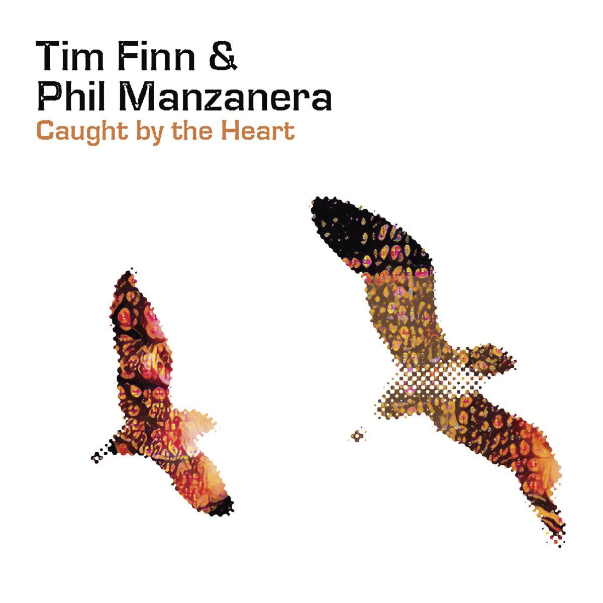 38 - Tim Finn & Phil Manzanera - Caught by the Heart
