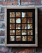 A score in rust : thumbnail, framed wall art