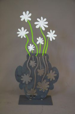 """Blumenvase """"Margeriten"""" (M1016)"""