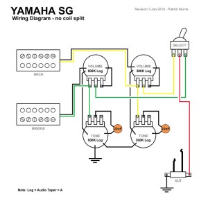 Roxy Sg Wiring Diagram | Wiring Diagram