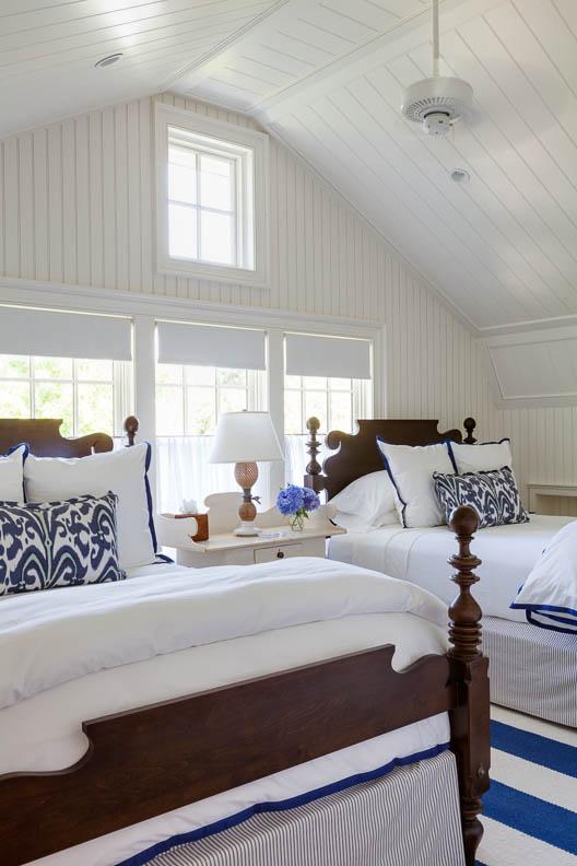 Coastal New England Harbor House Patrick Ahearn Architect