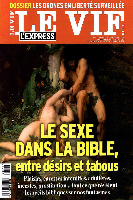 couverture LeVif L'Express