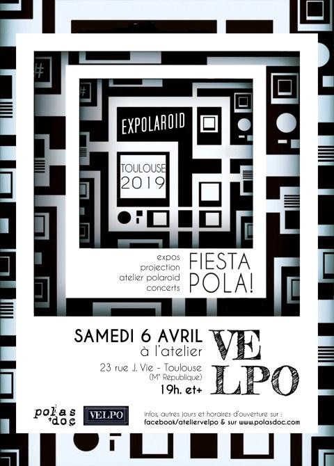 Expolaroid Toulouse 2019