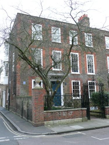 Tennyson House Twickenham Patrick Baty Historical