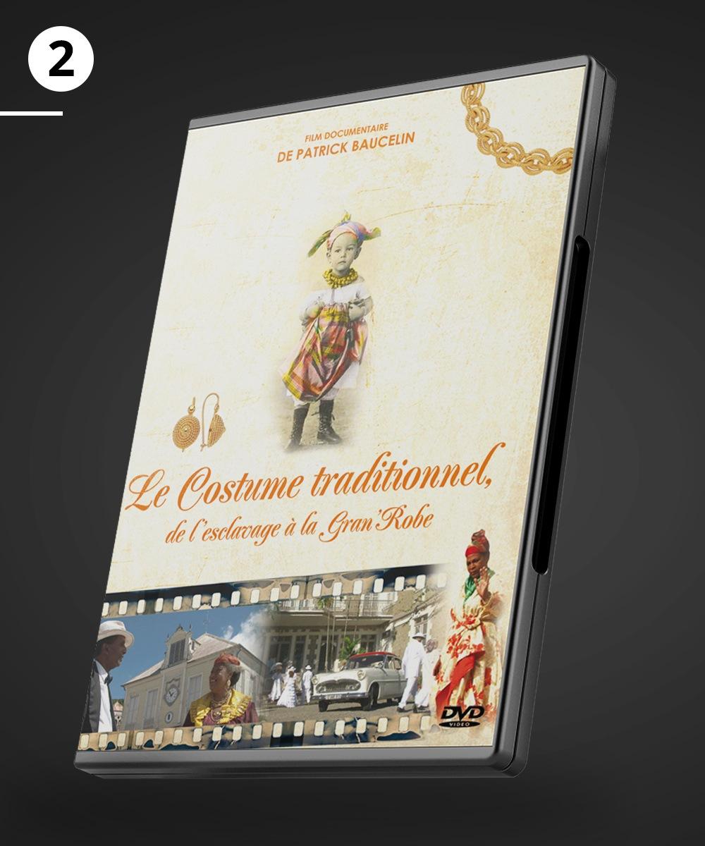 "DVD du film ""Le costume traditionnel"""