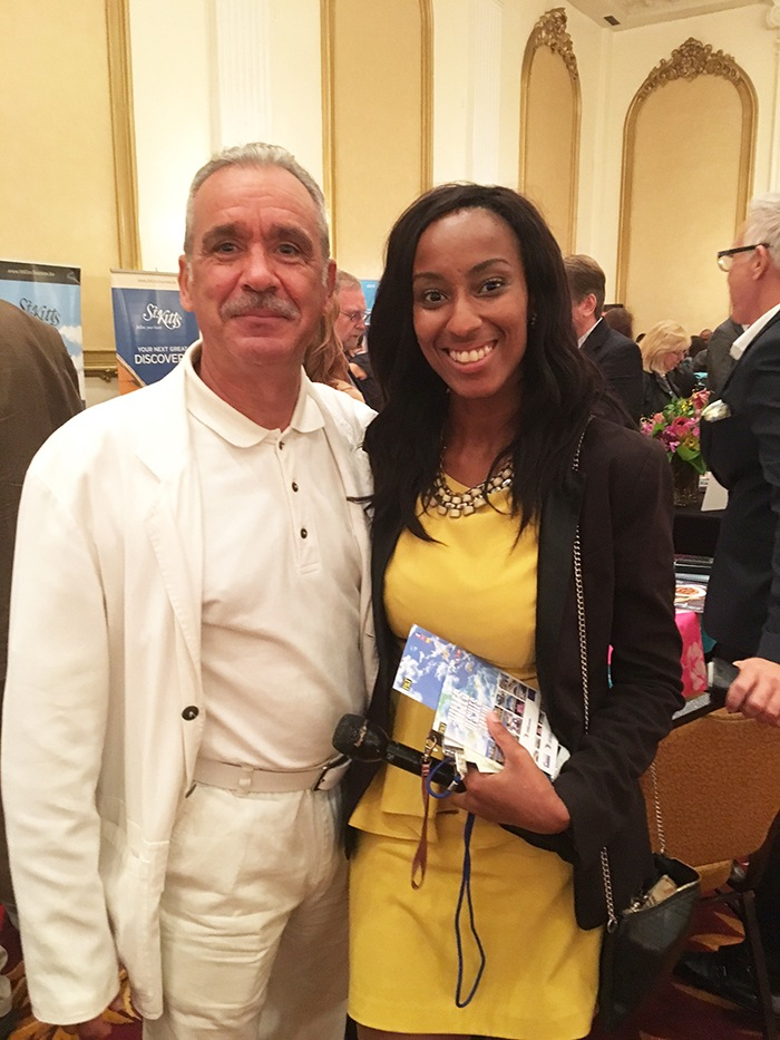 Avec Melissa NOEL, multimédia Journalist