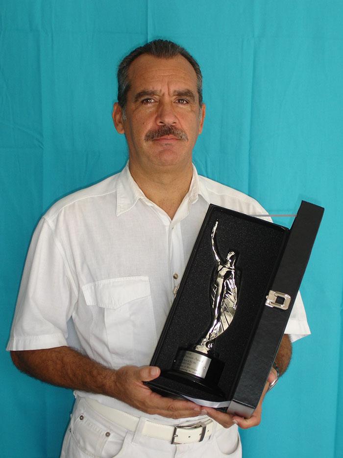 Platinium Award
