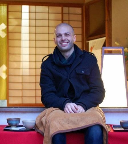 Me in Tokyo, in 2012