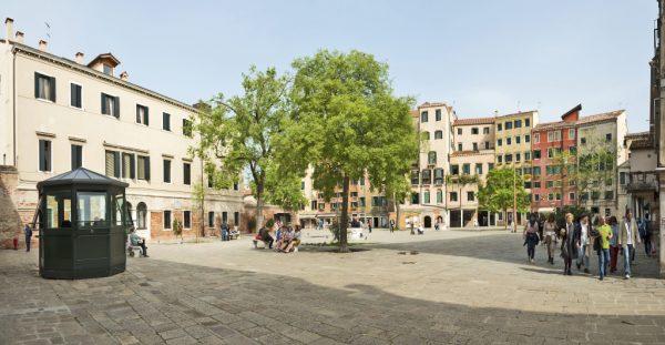 Campo del Ghetto Nuovo, Venice