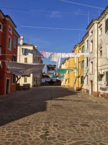 Venice off the beaten path: Giudecca