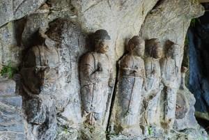 Usuki Stone Buddhas