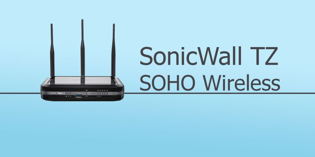 SonicWall SOHO Wireless-N TOTALSECURE 1YR