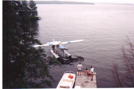 Float Flying Muskoka