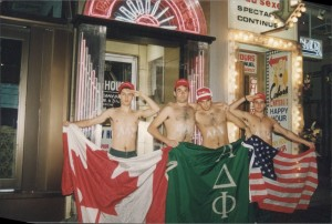 Alpha Delta Phi Monument Task - Notable Montreal Landmarks) Club Supersexe