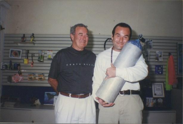 Jim Egan and Patrick Egan