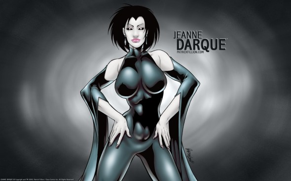 Jeanne Darque - 1680x1050