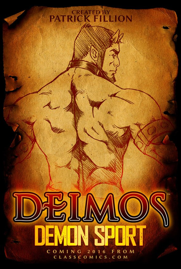 DEIMOS: DEMON SPORT