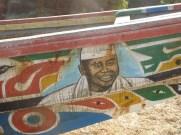 Dankzij Jammeh geraakt ik misschien zelfs in Tenerife
