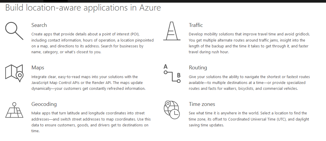 Using Azure Maps with a Xamarin Forms app | All Things Dev on map columbus, map bangkok, map ireland, map berlin, map edinburgh, map austin, map mobile, map singapore, map taipei, map central, map amsterdam, map sydney, map france, map buenos aires, map valencia, map spain, map tokyo, map nashville, map venice, map victoria,