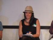 Panelist, Andrea Bertola, NY Website Designer & Artistic Director of NY Film Shop