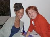 Jillian Walker (guest), Fran McGarry, Salon Series Chair