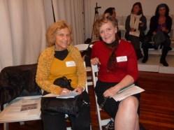 Gail Kriegel, Playwright, Tamar Halvei (Guest)