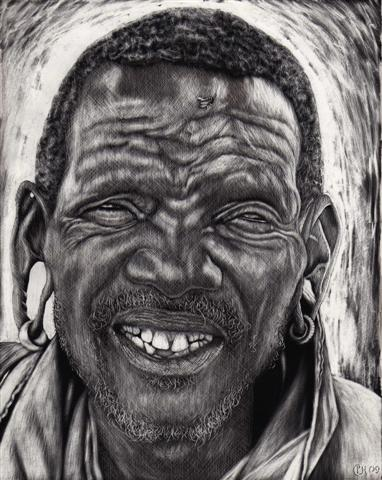African Man finished (Small)