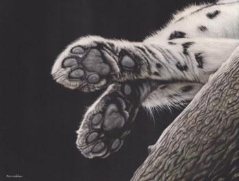 """Pads"", Amur Leopard"