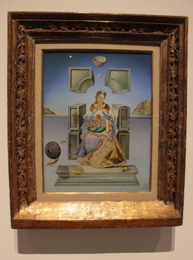 The Madonna of Portlligat (First Version)