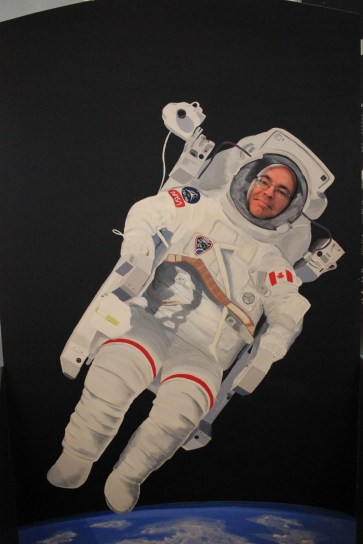Spacesuit!