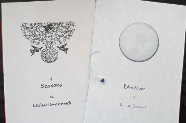 """5 Seasons"" and ""Blue Moon"" by Michael Swanwick"