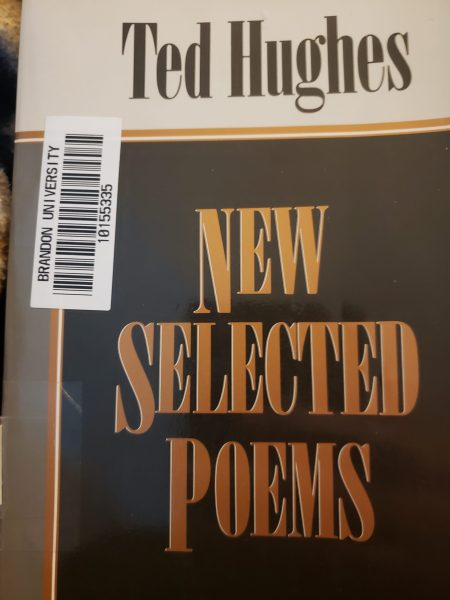 Ted Hughes - New Selected Poems